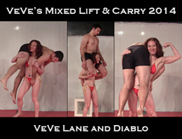Lift and Carry VeVe Lane