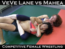 Mahea vs VeVe Lane