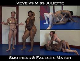 veve vs miss juliette