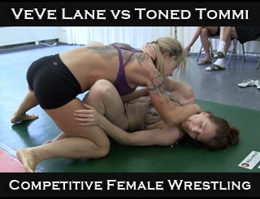 Toned Tommi vs VeVe Lane
