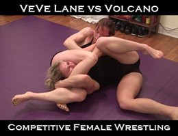 VeVe Lane vs Volcano