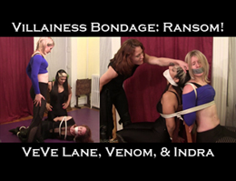 Villainess Bondage