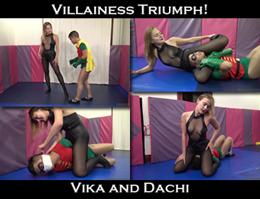 vika and dachi