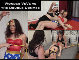 wonder veve vs double dommes